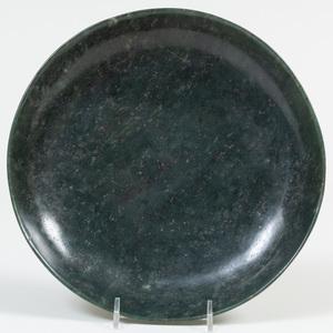 Chinese Green Jade Dish
