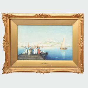 Hans Hansen (1853-1947): Tangiers