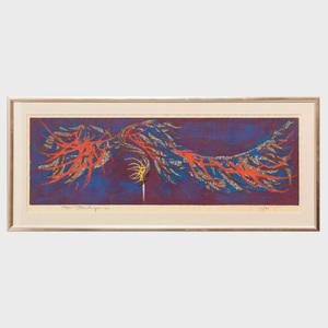 Tadashi Nakayama (1927-2014): Seaweed