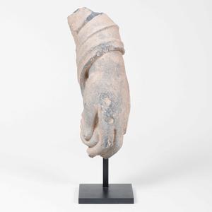 Gandharan Stone Hand of a Buddha