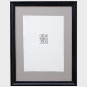 Donald Evans (1945-1977): Postzegels Van de Wereld Van Donald Evans