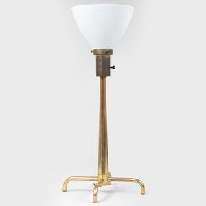 Italian Brass Table Lamp
