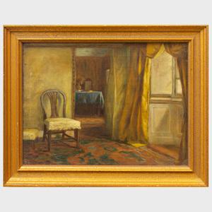 Duncan Mackellar (1849-1908): Interior
