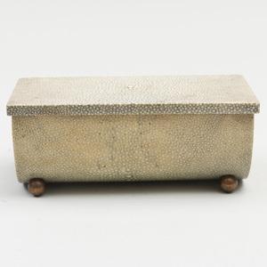 Austrian Rectangular Shagreen Box