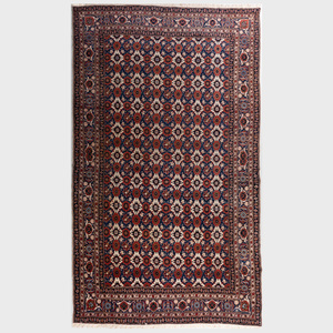 Persian Veramin Gallery Carpet