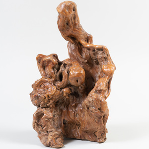 Chinese Root Sculpture