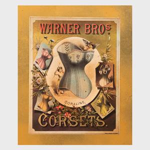 American School: Warner Brothers Corsets