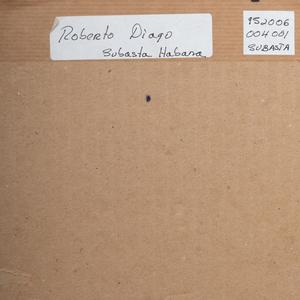 Robert Juan Diago (b. 1971):  Cabeza de Eleggua