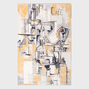 Desso Wool Carpet, After Pablo Picasso's 'La Paloma Con Guisantes'