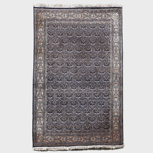 Silk Kashmiri Rug