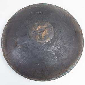 Large South Indian Bronze Uruli