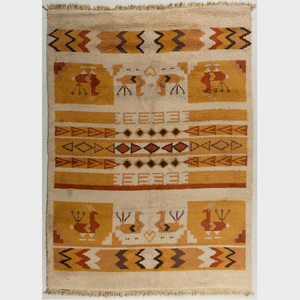 Scandinavian Machine Made Rug, by Ege Berber