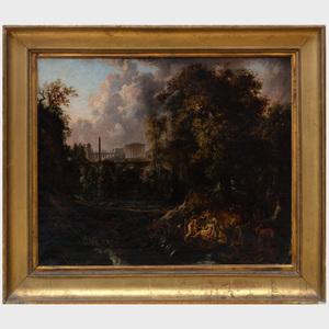 Philippe-Auguste Hennequin (1762-1833): Paysage historiques (Hades)