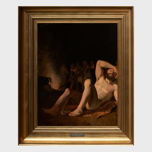 Carl Christian Constantin Hansen (1804-1880): Polyphemus
