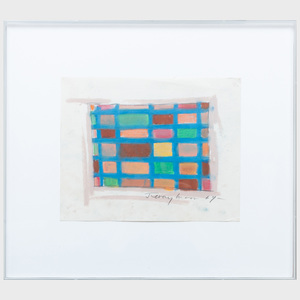 Jeremy Moon (1934-1973): Drawing (69); and Drawing (73)