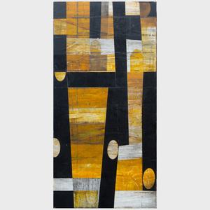 Peter Hristoff (b. 1958): Siyah Turbe