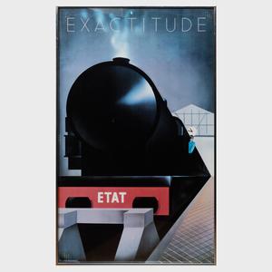 After Pierre Fix-Masseau (1905-1994):Exactitude