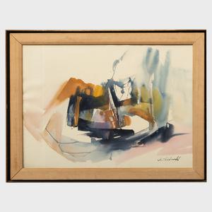Joni Pienkowski: Untitled