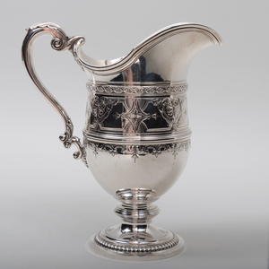 Tiffany & Co. Silver Water Pitcher