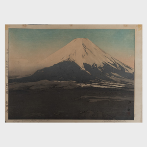Hiroshi Yoshida (1876-1950): Yoshida-Mura