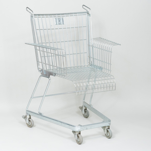 Frank Schreiner Aluminum 'Consumer Rest' Chair for Siletto Studios