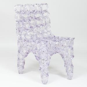 Tom Dixon Acrylic 'Fresh Fat' Chair