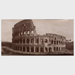 European School: The Coliseum: Six Views