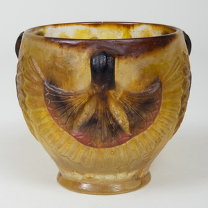 Gabriel Argy-Rousseau Pate-de-Verre Vase
