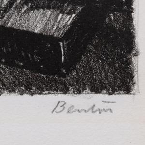 Thomas Hart Benton (1889-1975): Jesse James