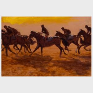 Henry Koehler (1927-2019): Morning Work