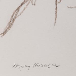 Henry Koehler (1927-2019): Second Huntsman, The Pytchley