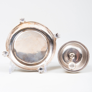 Tiffany & Co. Silver Table Bell