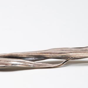 Buccelatti Silver Tulip Form Candle Snuffer