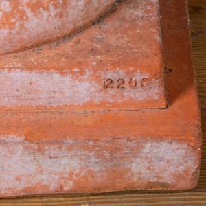 Terracotta Garden Pedestal
