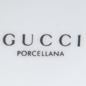 Gucci Porcelain Part Dessert Service