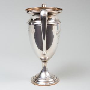 Black, Starr & Frost Silver Men's Tennis Trophy