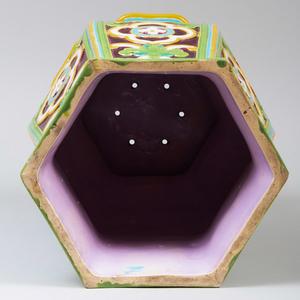 Minton Style Porcelain Garden Seat